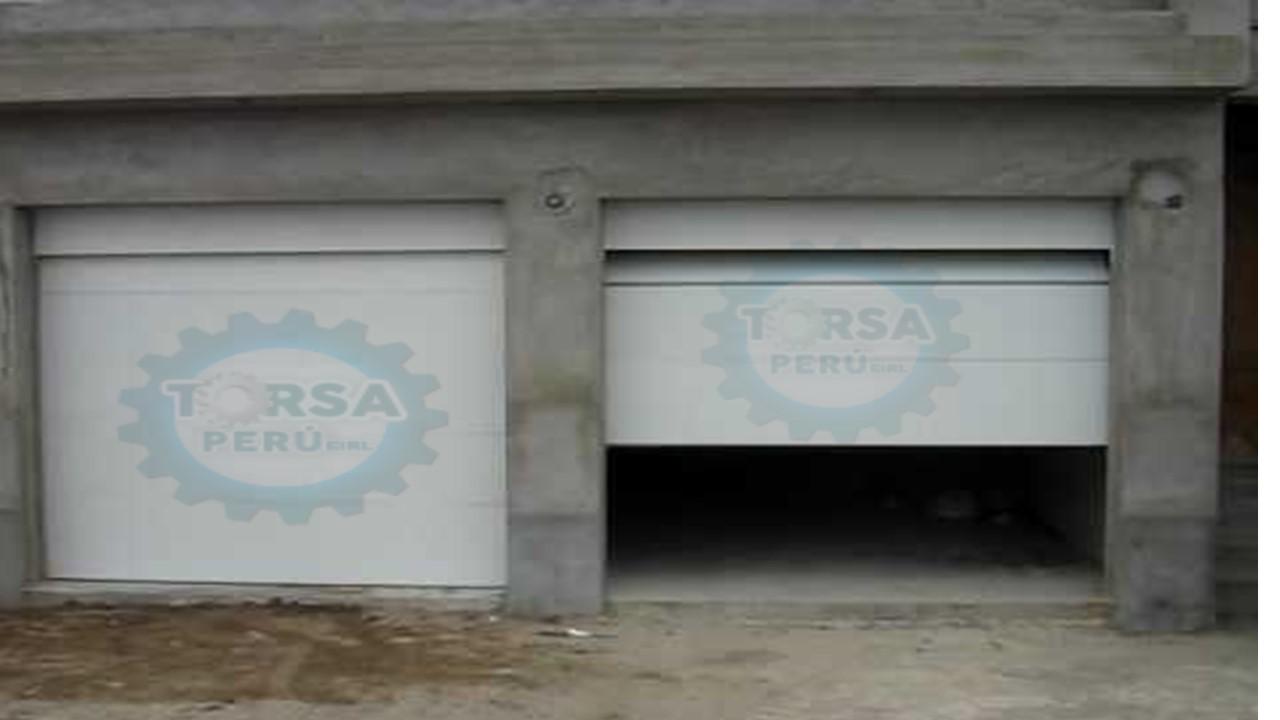 puertas seccionale